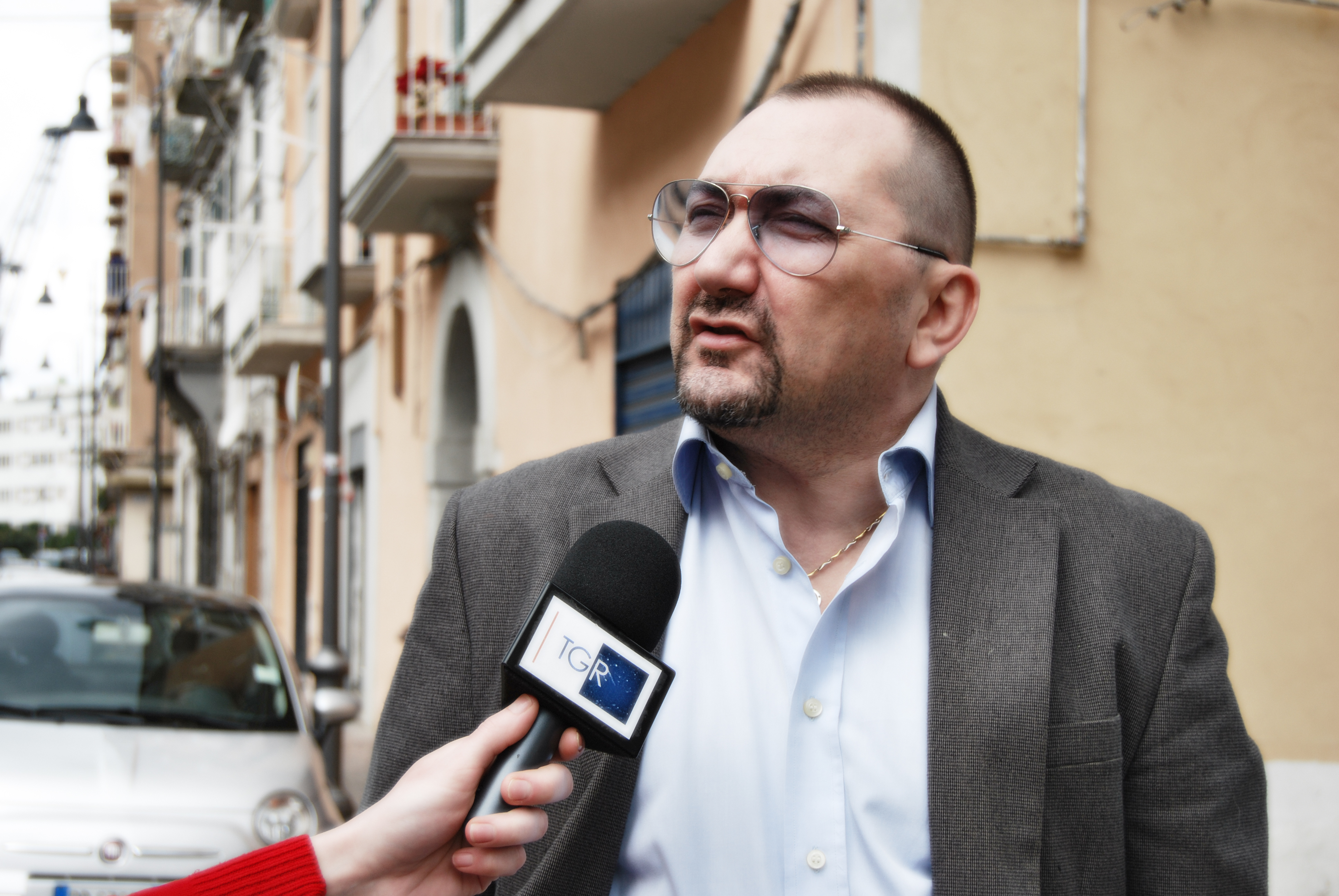 L'avvocato Alexandro Maria Tirelli intervistato al TG3