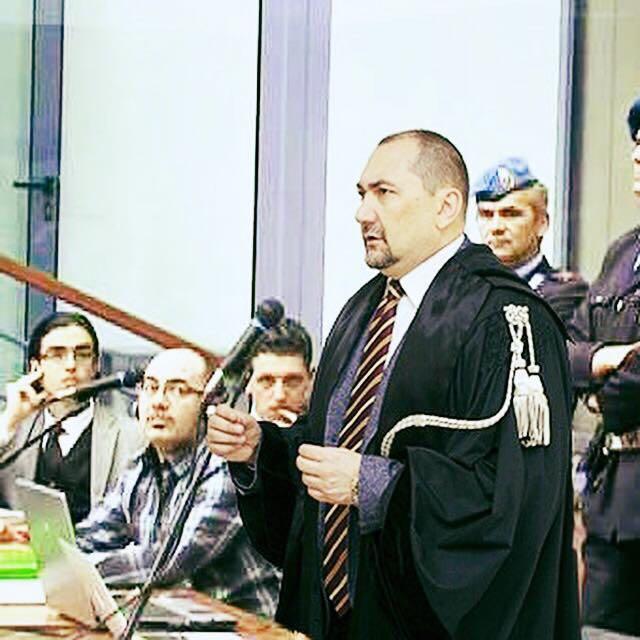 avvocato Alexandro Maria Tirelli in un noto processo per associazione mafiosa