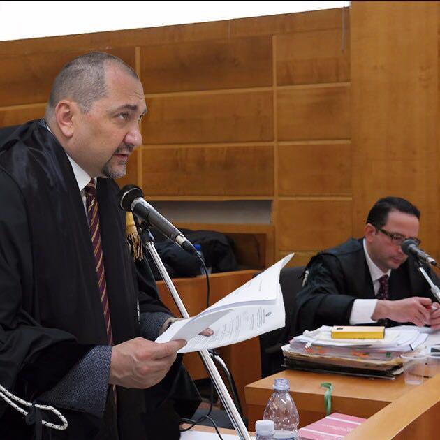 avvocato Alexandro Maria Tirelli inun noto processo di traffico di droga