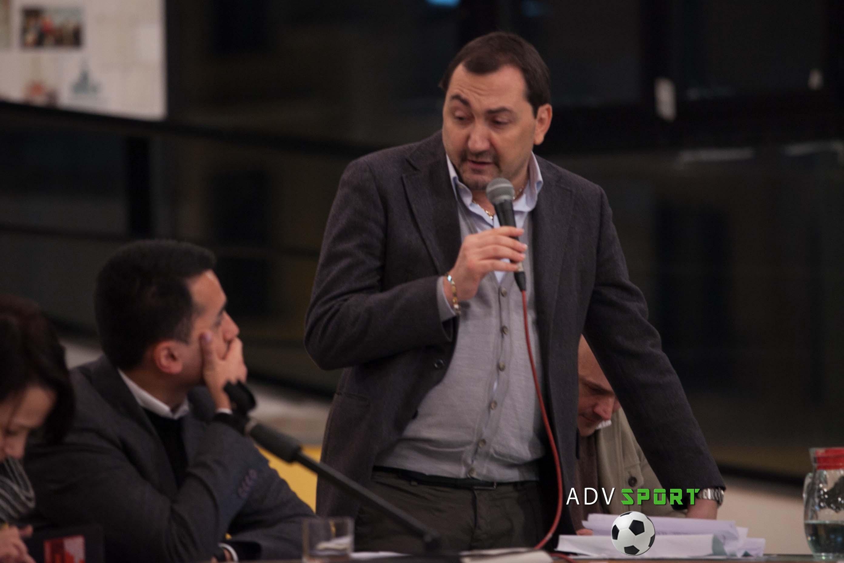 l'avvocato Alexandro Tirelli con il candidato alla presidenza del consiglio Luigi Di Maio